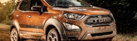 Novo Ford Ecosport Storm é um 4×4 urbano